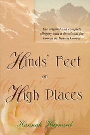 Cover of: Hinds Feet on High Places by Darien Cooper