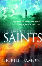 Cover of: The Day of the Saints | Dr. Bill Hamon