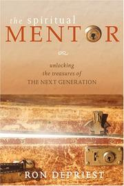 Cover of: Spiritual Mentor | Ron Depriest