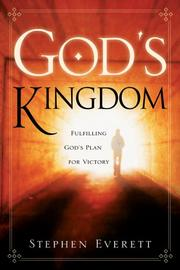Cover of: God's Kingdom by Stephen Everett
