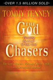 Cover of: God Chasers | Tommy Tenny
