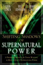 Cover of: Shifting Shadow of Supernatural Power | Julia Loren