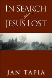Cover of: In Search of Jesus Lost | Jan Tapia