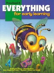 Cover of: Everything for Early Learning | Tribune Education