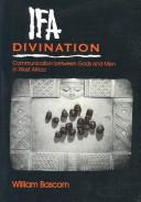 Cover of: Ifa divination by William Russell Bascom