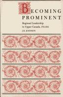 Cover of: Becoming prominent | J. K. Johnson