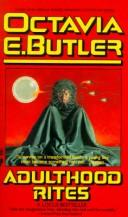 Cover of: Adulthood rites by Octavia E. Butler