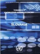 Cover of: Towards a knowledge-based economy | United Nations. Economic Commission for Europe