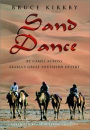 Cover of: Sand dance | Bruce Kirkby