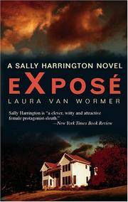 Cover of: Expose | Laura Van Wormer