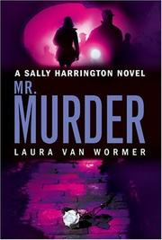 Cover of: Mr. Murder by Laura Van Wormer
