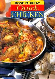 Cover of: Quick Chicken | Rose Murray