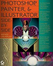 Cover of: Photoshop, Painter, Illustrator | Wendy Crumpler