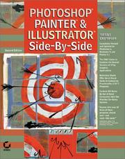 Cover of: Photoshop, Painter, and Illustrator Side-by-Side by Wendy Crumpler