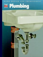 Cover of: Plumbing (Home Repair and Improvement (Updated Series)) | Time-Life Books