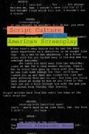 Cover of: Script culture and the American screenplay | Kevin A. Boon