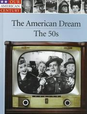 Cover of: The American Dream by Time-Life Books