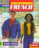 Cover of: Discovering French by Jean-Paul Valette