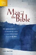 Cover of: The one year men of the Bible by James S. Bell