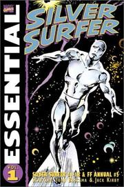 Cover of: Essential Silver Surfer Volume 1 TPB by Jack Kirby