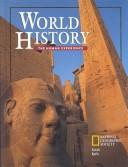 Cover of: World history by Mounir Farah