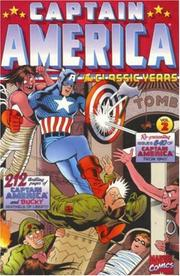 Cover of: Captain America by Jack Kirby