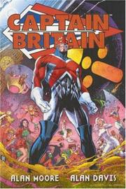 Cover of: Captain Britain TPB | Alan Moore