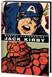 Cover of: Marvel Visionaries | Jack Kirby
