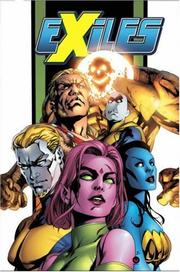 Cover of: Exiles Vol. 11 | Tony Bedard