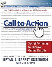 Cover of: Call to Action by Bryan Eisenberg