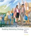 Cover of: Consumer behavior by Del I Hawkins