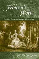 Cover of: Women's Work by Lynn Brooks