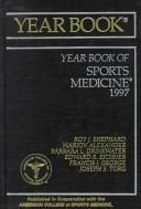 Cover of: The Year book of sports medicine | Roy J. Shephard