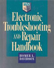 Cover of: Electronic troubleshooting and repair handbook by Homer L. Davidson