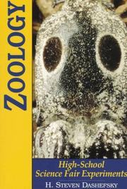 Cover of: Zoology | Steven H. Dashefsky