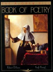 Cover of: The McGraw-Hill book of poetry | Robert DiYanni