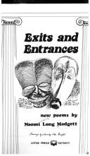 Cover of: Exits and entrances | Naomi Cornelia Long Madgett