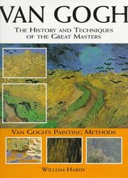 Cover of: Van Gogh by William Hardy