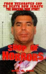 Cover of: Shop Of Horrors (True Crime) | Bill G. Cox