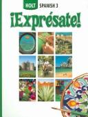 Cover of: Exprésate! | Nancy A Humbach