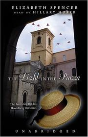 Cover of: The Light in the Piazza by Elizabeth Spencer