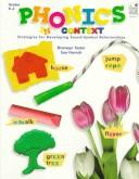 Cover of: Phonics in context | Bronwyn Tester