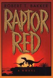 Cover of: Raptor Red by Robert T. Bakker