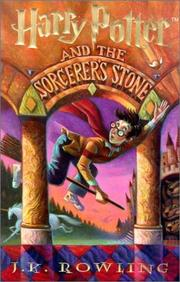 Cover of: Harry Potter and the Sorcerer's Stone by J. K. Rowling