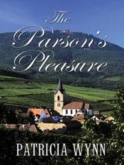 Cover of: Parson's Pleasure by Patricia Wynn