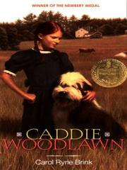 Cover of: Caddie Woodlawn by Carol Ryrie Brink