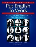 Cover of: Contemporary's put English to work by Carole Etchells Cross