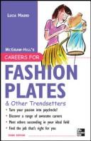 Cover of: McGraw-Hill's careers for fashion plates | Lucia Mauro