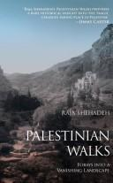 Cover of: Palestinian walks | Raja Shehadeh