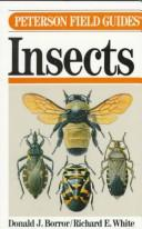 Cover of: A Field Guide to the Insects by Donald Joyce Borror
